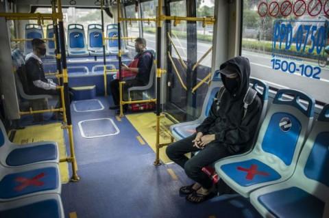 BPTJ Siapkan Bus Gratis Angkut Penumpang KRL