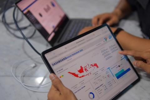 Sebanyak 44,91 Juta Penduduk Telah Isi Sensus <i>Online</i>