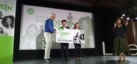 Ide Mahasiswa ITB Tentang <i>Go Green</i> Juara se-Asia Pasifik