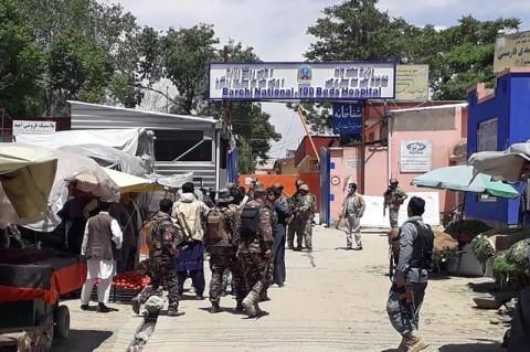 AS Sebut ISIS Pelaku Penyerangan Rumah Bersalin Afghanistan