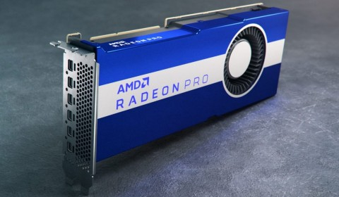 AMD Rilis Kartu Grafis Radeon Pro VII untuk Workstation