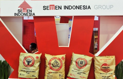Semen Indonesia Bukukan Pendapatan Rp8,5 Triliun