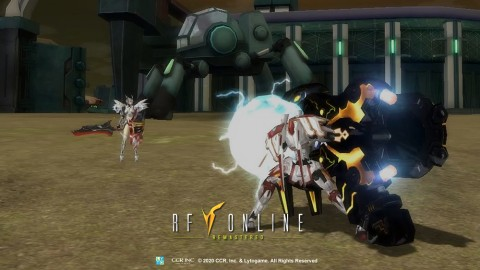 Lyto Rilis Game Online RF Versi Remastered