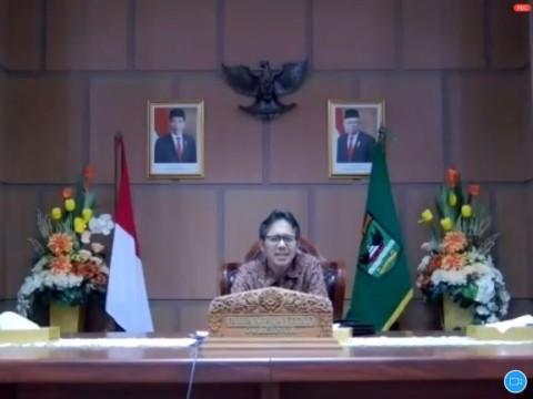 Sumatra Barat Tangani Covid-19 Berbasis Riset Perguruan Tinggi