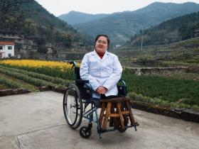 Kisah Inspiratif Dokter Tanpa Kaki Layani Ribuan Pasien di Pegunungan China