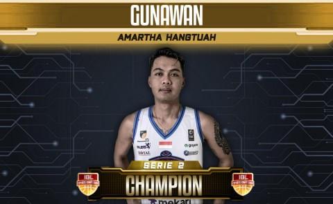 Pebasket Amartha Juara Seri Kedua IBL Esports Competition