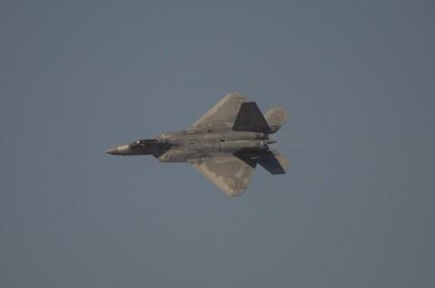Pesawat Jet Siluman AS Jatuh di Florida