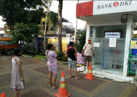 Bank DKI Imbau Pemegang KJP Plus & KJMU Patuhi PSBB