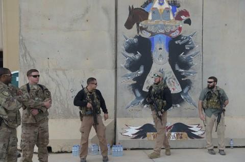 Kekerasan di Afghanistan Meningkat, AS Tetap Tarik Pasukan