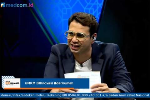 Dukung UMKM, Raffi Ahmad Terima Promosi Gratis Via Media Sosial
