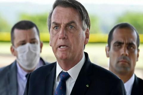 Brasil Masuk Empat Besar Negara Terparah Dilanda Covid-19