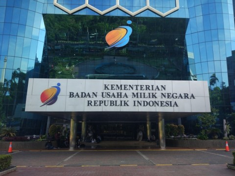 Perusahaan BUMN Diminta Jalankan <i>New</i> Normal 25 Mei 2020