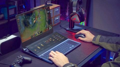 Laptop Gaming Asus Adopsi Intel Core Generasi ke-10