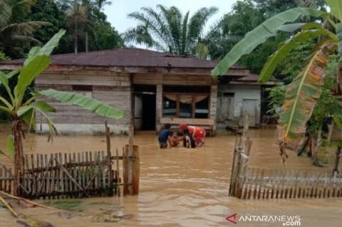 143 Warga Aceh Timur Terdampak Banjir Mengungsi