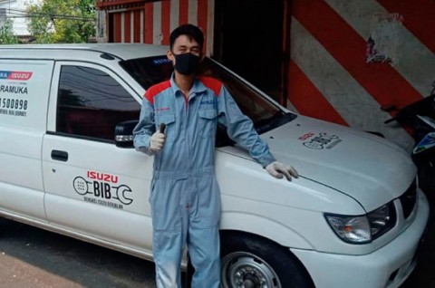 Industri Otomotif Satu Aksi Lawan Covid-19