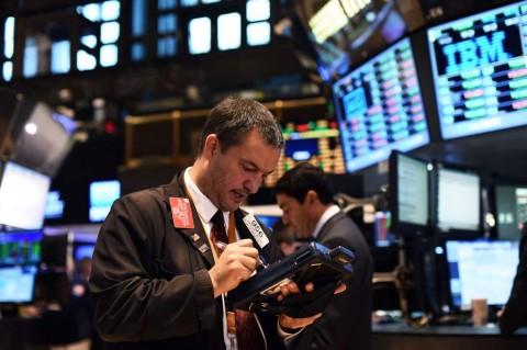 Gerak Wall Street Tergerus dalam Sepekan