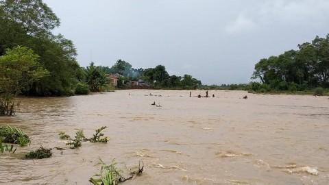 Banjir Terjang 2 Desa di Aceh Tenggara