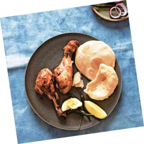 Resep Tengri Kabab ala Chef Asma Khan