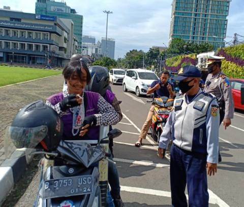 67 Ribu Warga Jakarta Melanggar Aturan PSBB