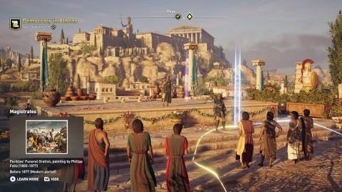 Ubisoft Bagikan Mode Edukasi Assassin's Creed Origins dan Odyssey Gratis