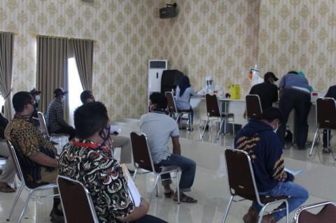Pengajuan Surat Bebas Covid-19 di Lampung Meningkat