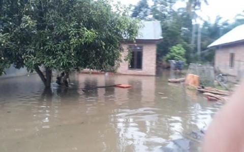 427 Rumah di Aceh Tamiang Terendam Banjir