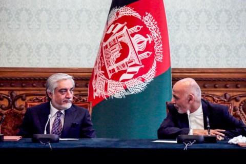 Rival Politik Sepakati Pembagian Kekuasaan di Afghanistan