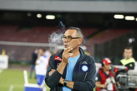 Pemain Juventus Risih dengan Bau Rokok Maurizio Sarri