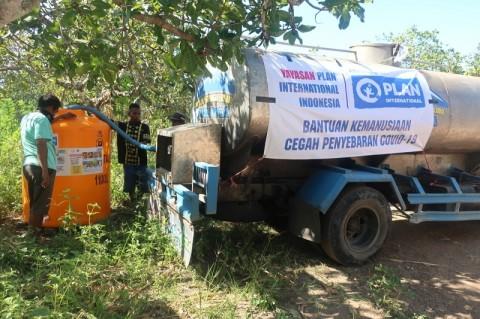 70.140 liter Air Bersih Didistribusikan di Nagekeo