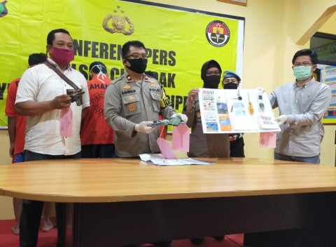 Dua Pelaku Ganjal ATM di RS Fatmawati Ditangkap