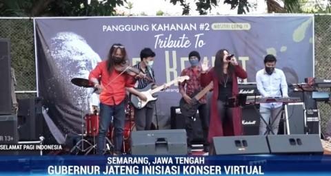 Gubernur Jateng Inisiasi Konser Virtual Mengenang Didi Kempot