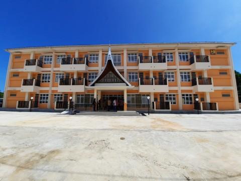 Rusun Mahasiswa Kabupaten Pesisir Selatan Siap Digunakan