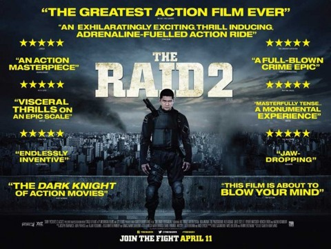 Alasan Tak Ada Film The Raid 3
