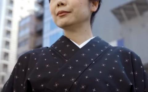 Kimono Termahal di Jepang ternyata Diwarnai Menggunakan Lumpur