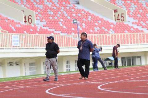 Pembangunan Sejumlah Arena Masih Nol Persen, PB PON Siapkan Rencana Aksi