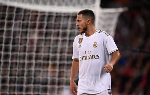 Hazard Mengaku Masih Butuh Waktu untuk Kembali Bugar