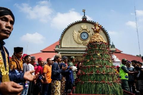 Keraton Yogyakarta Meniadakan Grebeg Syawal
