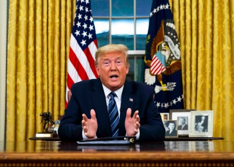 Bagi Trump, WHO Tak Lebih Sebagai Boneka Tiongkok