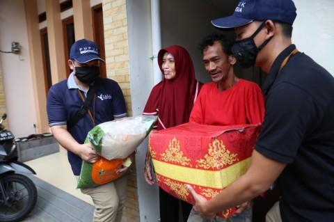 Pupuk Indonesia Gelontorkan Rp10,8 Miliar untuk Terdampak Covid-19