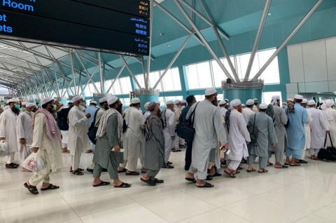 237 Warga Pakistan di Jakarta Direpatriasi