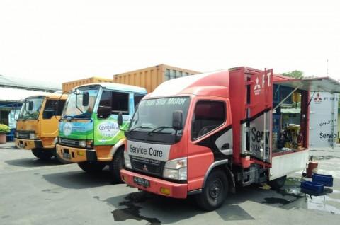 Jelang Lebaran, Mitsubishi Fuso Perkuat Layanan Purna Jual