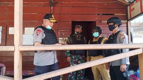 Perampas Senjata Polisi di Paniai Warga Setempat