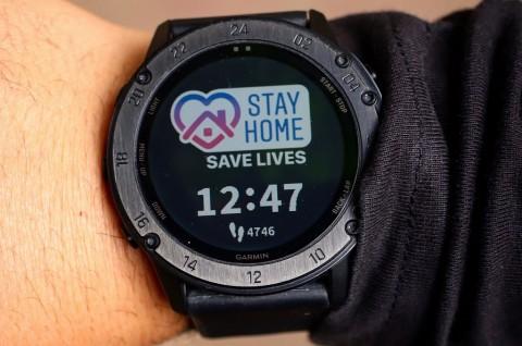Garmin Mulai Penelitian Potensi Smartwatch Deteksi Dini Covid-19