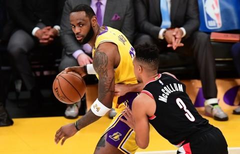LeBron James tak Sabar Kembali Lanjutkan Kompetisi NBA