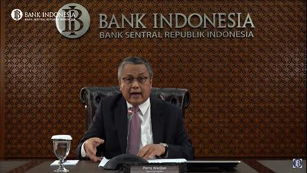 BI: Suntikan Dana Rp583,5 Triliun untuk Tambah Likuiditas