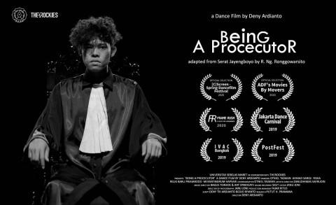 Film Tari Garapan Dosen UNS Berjaya di Amerika