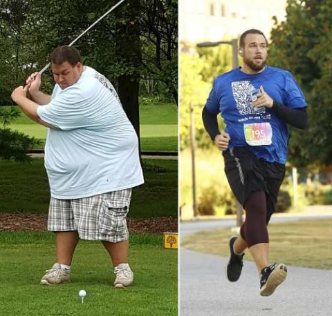 Perjuangan Sukses Melawan Obesitas