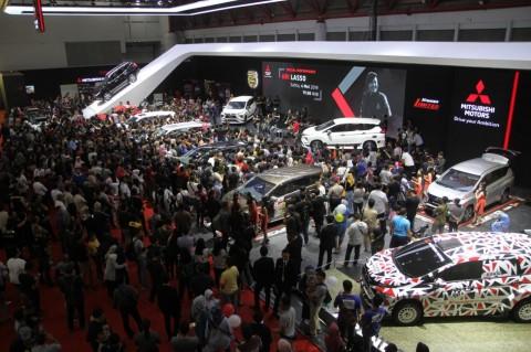 Mitsubishi Tahan Harga di Mei, Juni Harga Menyesuaikan