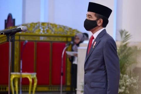 Fadjar Prasetyo Dilantik Sebagai Kepala Staf Angkatan Udara