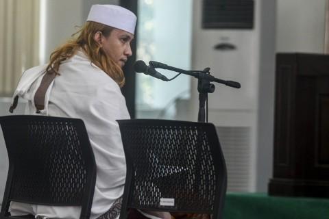 Bahar Bin Smith Dipindahkan ke Lapas Nusakambangan